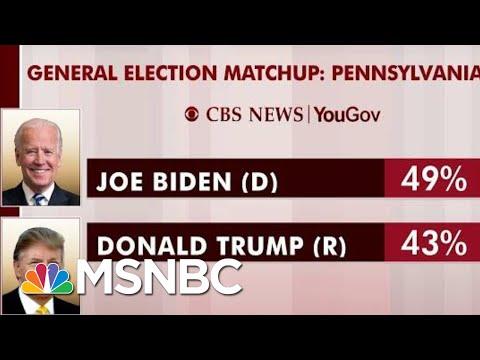Biden Leading Trump