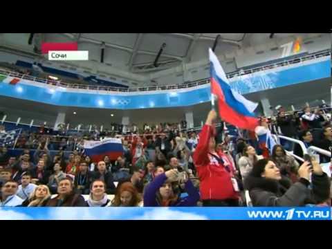 Виктор Ан медаль спустя 20 лет в России. Сочи 2014
