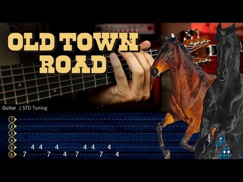 old-town-road---lil-nas-x-(feat.-billy-ray-cyrus)-guitar-tutorial-tab- -cover-guitarra-christianvib