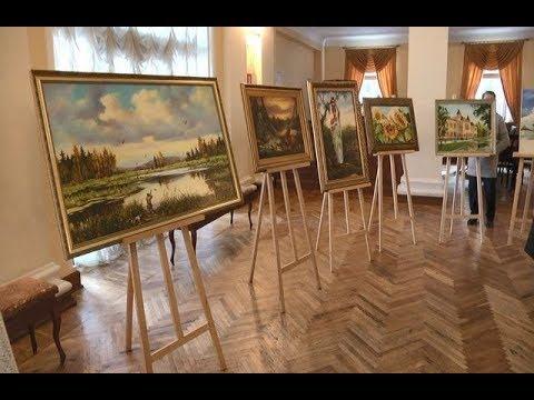 mistotvpoltava: Виставка робіт Валерія Боняківського