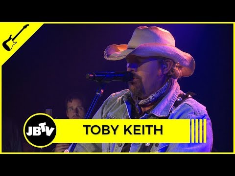 Toby Keith - I Won't Let You Down   Live @ JBTV mp3
