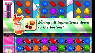 Candy Crush Saga Level 987 walkthrough (no boosters)