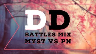 DD BATTLES Mix | MYST vs Phuture Noize | 1 Hour Hardstyle Mix