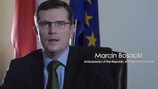 Ambassador Marcin Bosacki