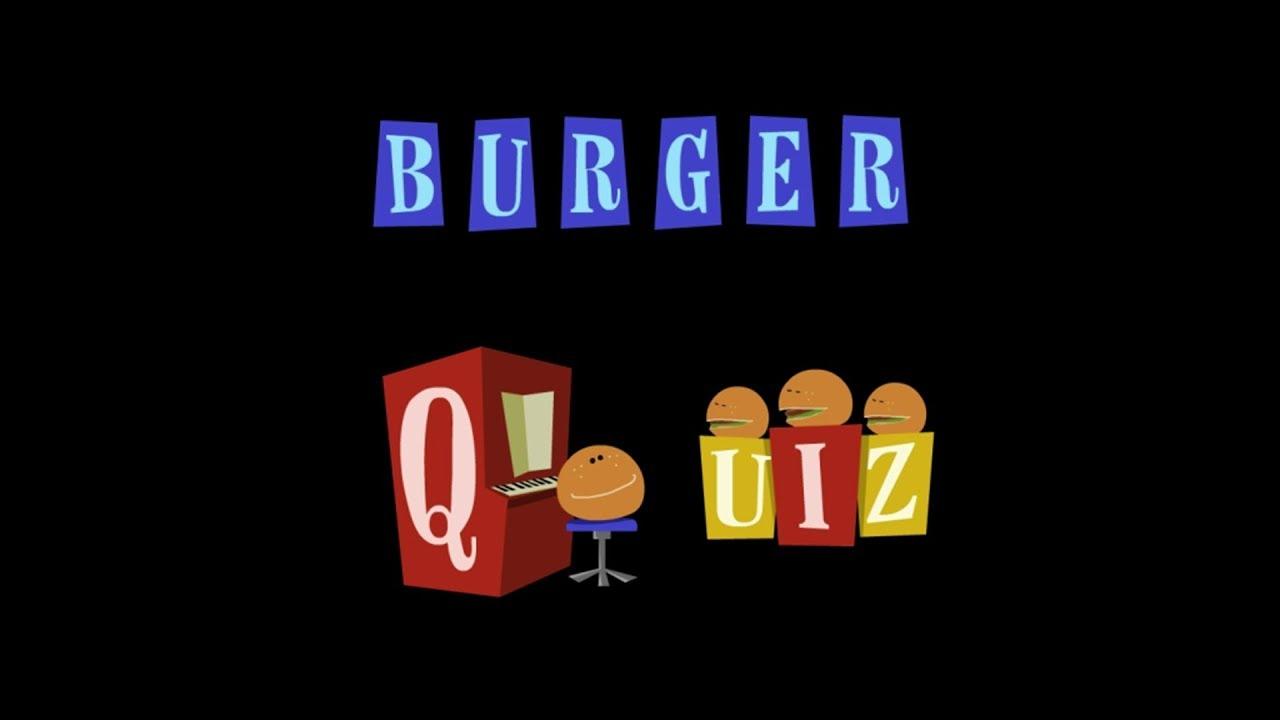 burger quiz 2001 animations de piano best of youtube. Black Bedroom Furniture Sets. Home Design Ideas