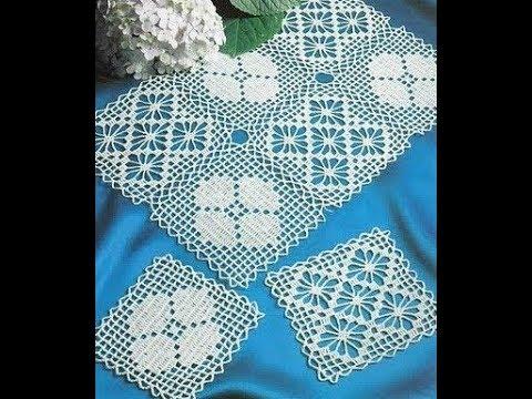 Ceyizlik Dantel Modelleri Crochet