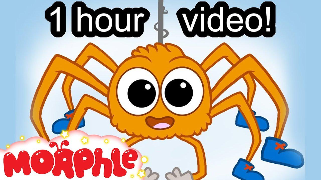 Itsy Bitsy Spider - Wikipedia
