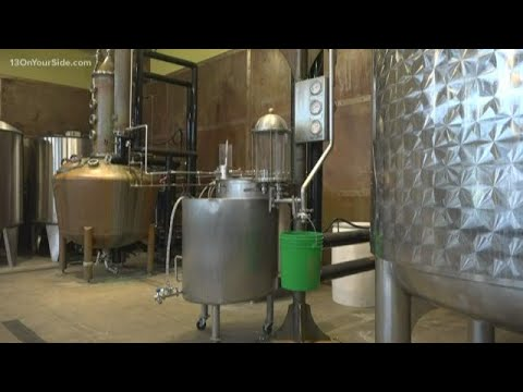 From vodka and gin to hand sanitizer: global distilleries rush to the ...