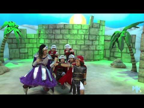 Trailer do filme Coleção Bíblia Para Crianças - Moisés