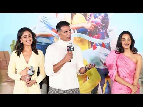 Good Newwz Official Trailer Launch | Akshay Kumar, Kareena Kapoor, Kiara Advani, Diljit Dosanjh