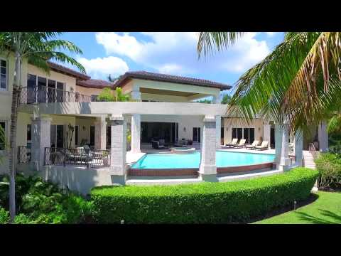 Celebrity Homes - Ocean Reef, Key Largo Waterfront Estate