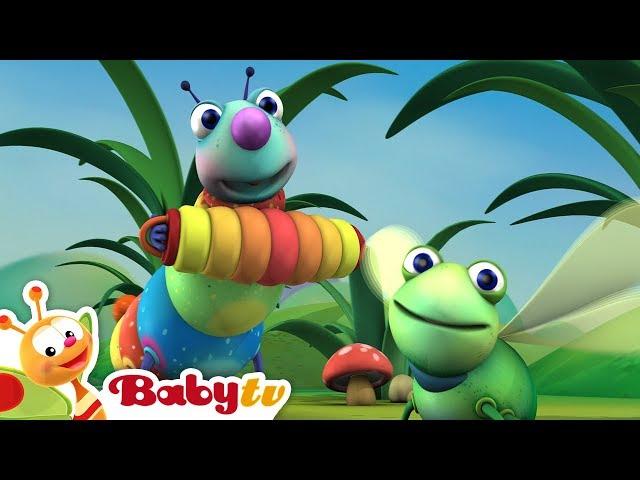 Big Bugs Band   Classical Music for Kids   BabyTV