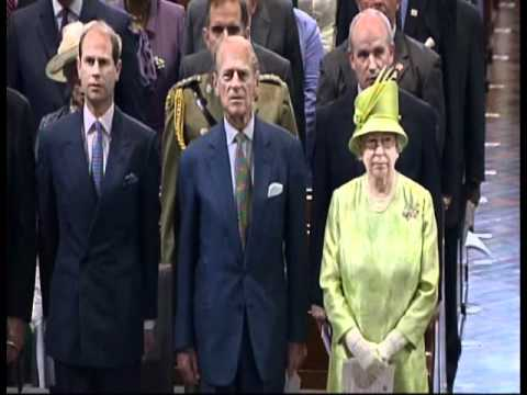 God save the Queen- Royal National Anthem
