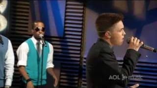 How Do You Sleep by Jesse McCartney - AOL Sessions