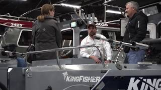 Pro fishing guide talks Kingfisher 2725