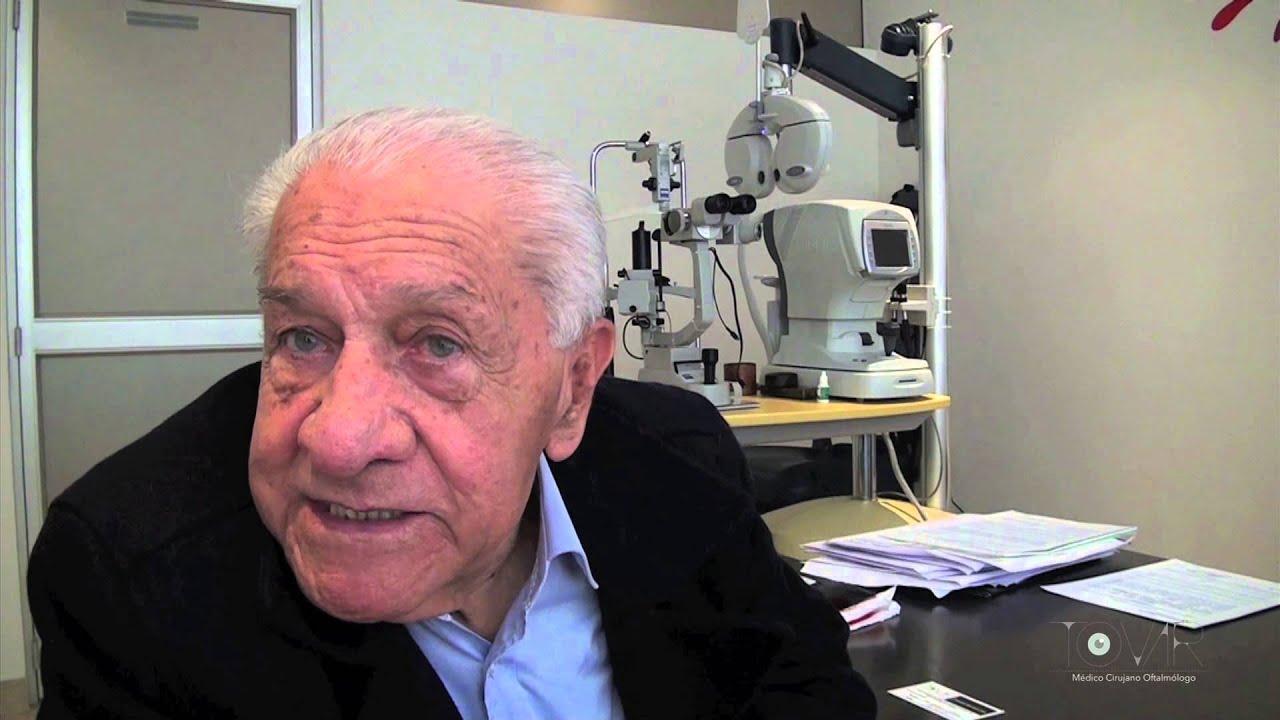 Francisco Tovar Ucros, Médico cirujano oftalmólogo
