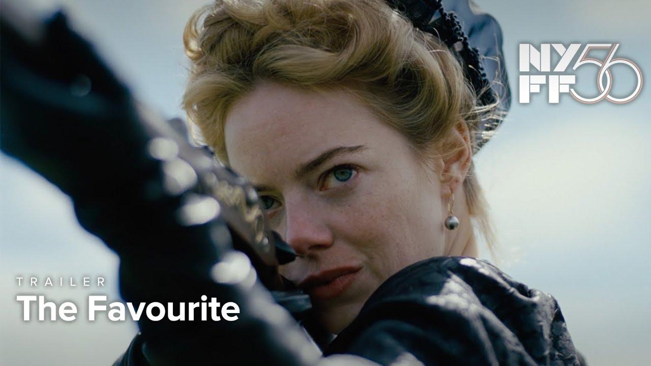 The Favourite | Trailer | NYFF56