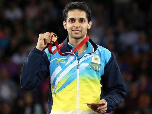 Inspirational Stories -  India No 1 badminton player, Parupalli Kashyap speaks to DAS.