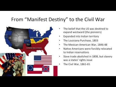 American History - 1/2 - Early American History