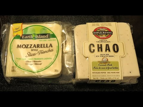 Chao Cheese Vegan Slices Vs Follow Your Heart Cheese Slices (taste & Melt Factor)!
