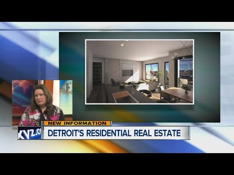 Detroit's residential real estate opportunities