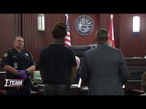 Jabar Gaffney offered deal in felony vandalism case. Will he take it?