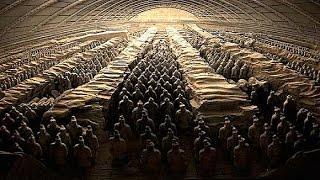 Bí ẩn lăng mộ Tần Thủy Hoàng - Phim khoa học