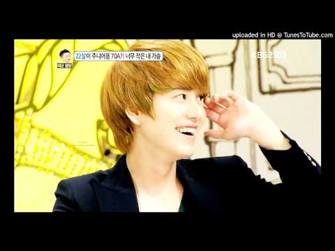Collection Of Kyuhyun's Voice - Part 5