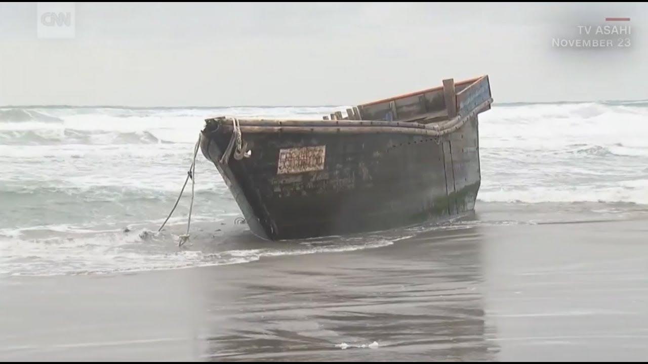 Αποτέλεσμα εικόνας για Μυστήριο με τα πλοία – φαντάσματα και τα πτώματα σε αποσύνθεση στις ακτές της Ιαπωνίας