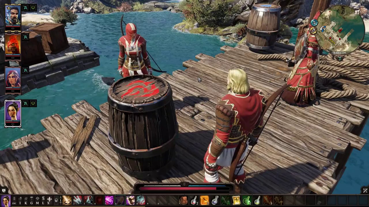 Divinity Original Sin 2 Players Are Finding All Kinds Of Ways To