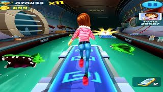 Shortest Run with Subway Princess Runner Covering All Locations!!!! Android/iOS Gameplay HD #50 screenshot 5
