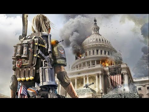 Tom Clancy's The Division 2: Primeira Gameplay