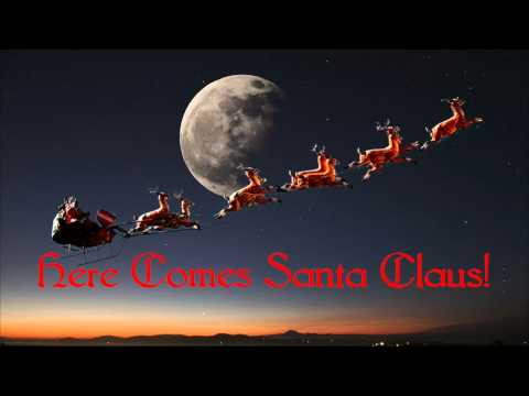 Here Comes Santa Claus ~ Gene Autry