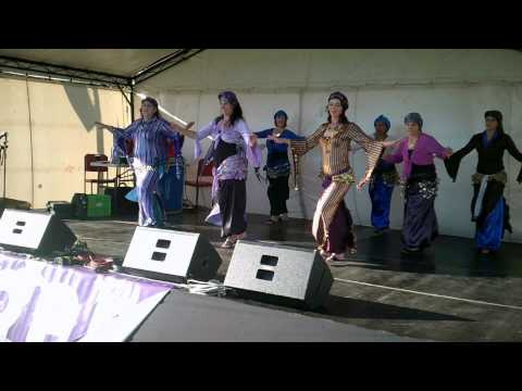 Happy Hips Bellydance at Relay For Life 2013 (Istanbul)