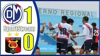 ANALISIS ⚽️ Deportivo Municipal vs FBC Melgar ⚽️ Liga 1 Peru Cup 2019