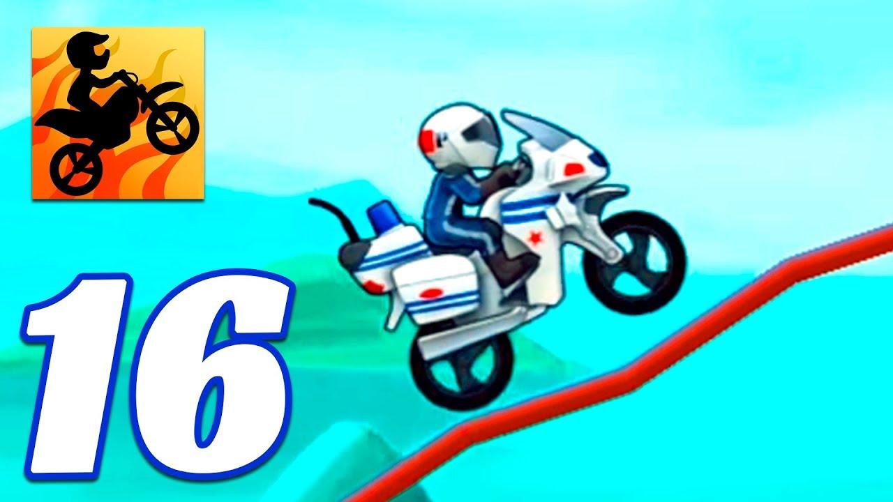 Bike Race Free Top Motorcycle Racing Games Beach Youtube