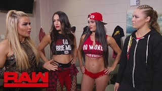 Is Ronda Rousey issuing an open challenge?: Raw, Sept. 17, 2018
