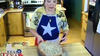 Real Texas Blackberry Cream Cheese Pecan Coffee Cake Part 5 Of 5