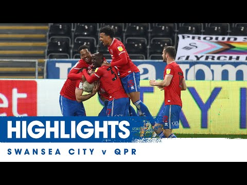 Swansea QPR Goals And Highlights