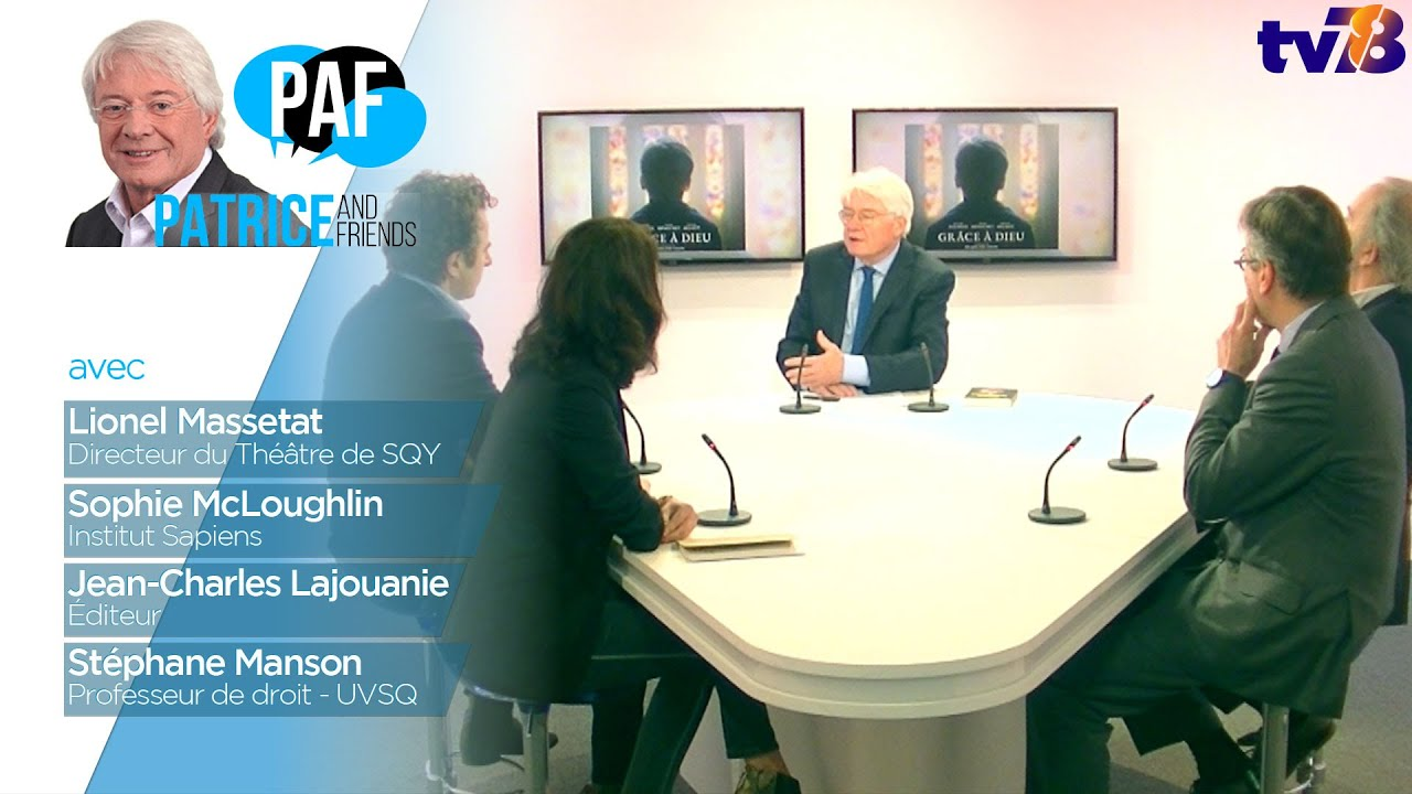 PAF – Patrice Carmouze and Friends – Emission du 8 mars 2019
