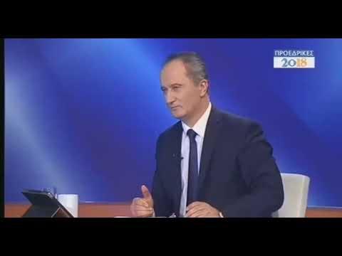 DEBATE ΑΝΑΣΤΑΣΙΑΔΗΣ -  ΜΑΛΑΣ  [ ΜΕΡΟΣ Α']