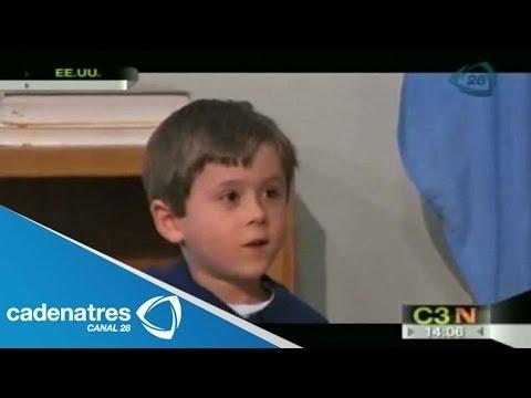 Niño genio causa revuelo con sus inigualables conocimientos de geografía