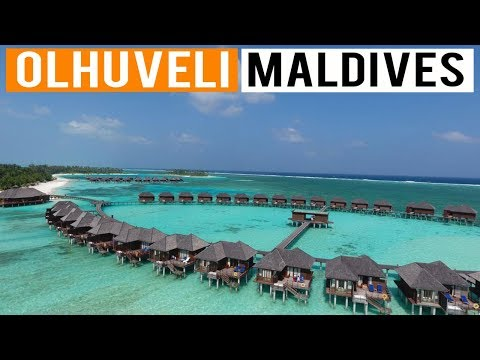 Explore Olhuveli Beach & Spa Maldives