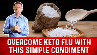 Overcome Keto Flu With This Simple Condiment