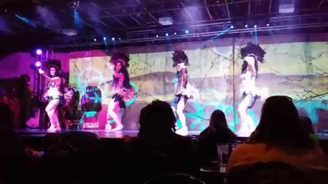 Treasure Island Kahunaville Show