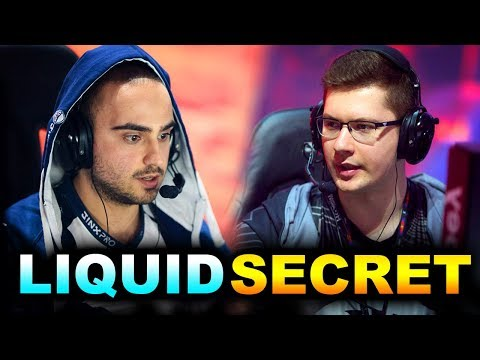 LIQUID vs SECRET - GRAND FINAL - MDL DISNEYLAND PARIS MAJOR DOTA 2