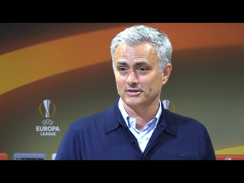 Jose Mourinho Full Pre-Match Press Conference - Tottenham v Manchester United