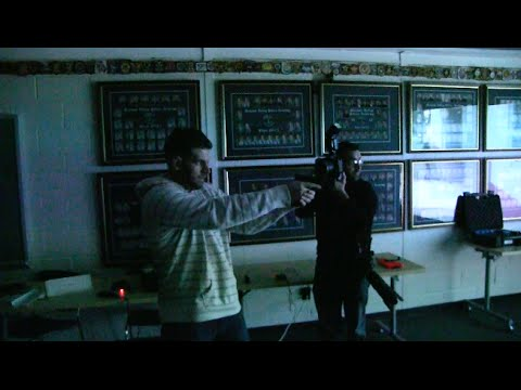 Mohawk Valley Police Academy Training Simulator