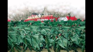 Церемония открытия чемпионата мира по легкой атлетике в Пекине