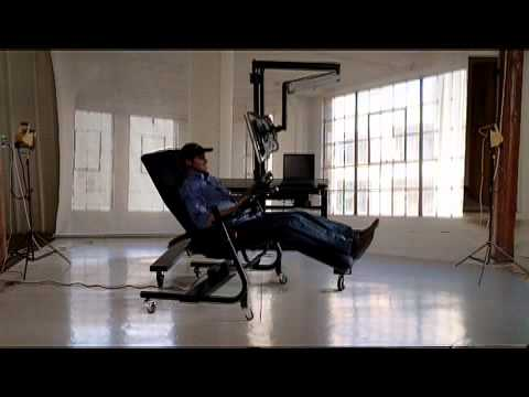 Reclining Workstation  YouTube